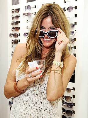 Kelly Bensimon Sunglass Picks