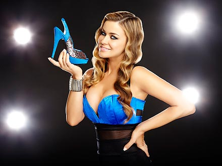 Carmen Electra Shoes for ShoeDazzle