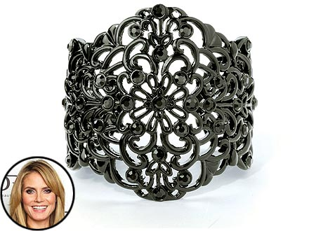 Heidi Klum's Jewelry Collection for QVC