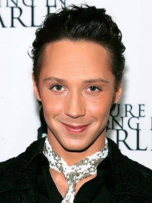 Johnny Weir for MAC