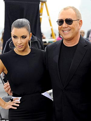 Michael Kors on Kim Kardashian's Wedding Dress