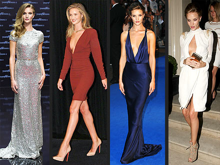 Rosie Huntington-Whiteley Transformers Style