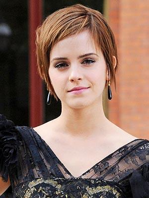 Emma Watson Brown Hair