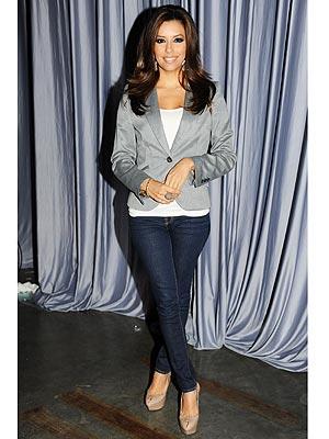 Eva Longoria Jeans