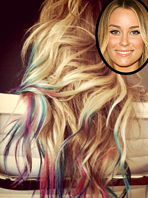 Lauren Conrad Hair Colo
