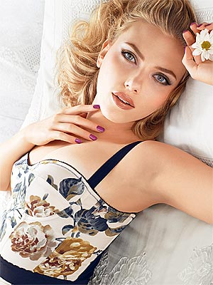 Dolce and Gabbanna on Scarlett Johansson
