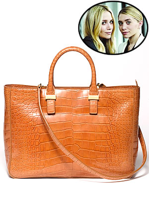 Mary-Kate and Ashley Olsen launch handbags