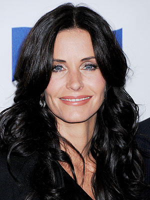 Courteney Cox Beauty Blog