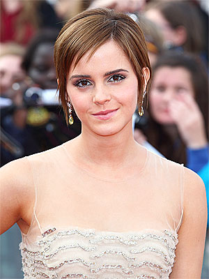 Emma Watson's Haircut and Color