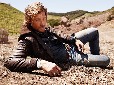 Gabriel Aubry for True Religion