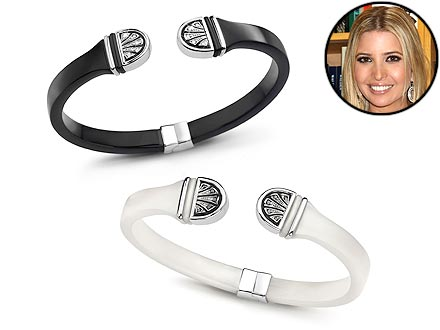 Ivanka Trump Creates Friendship Bracelet