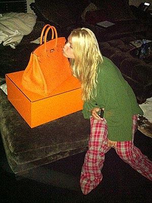 Jessica Simpson Birkin Bag