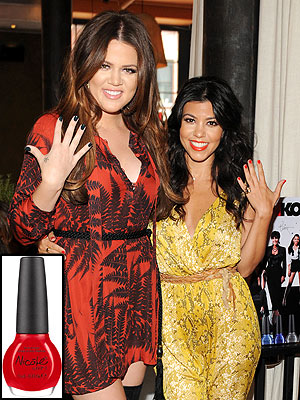 Kardashians for OPI