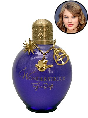 Taylor Swift's New Fragrance