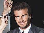 David Beckham Asks Himself: Do You Think You're Good Looking?