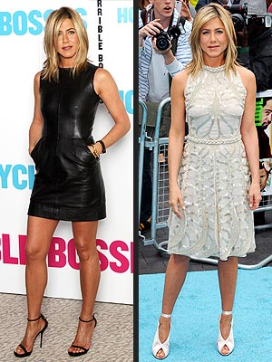Jennifer Aniston Horrible Bosses Dresses