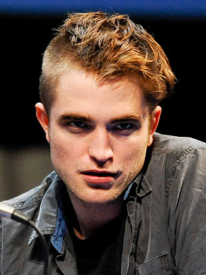 Robert Pattinson Style on Robert Pattinson Fashion 2008   2012