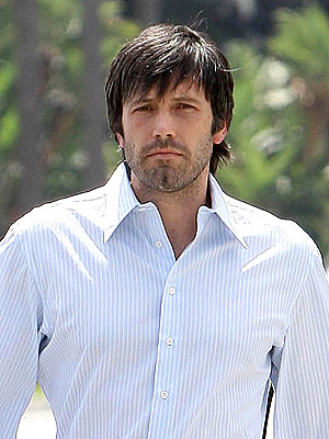 Ben Affleck's new hair