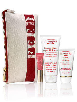Clarins FEED 15 Pouch