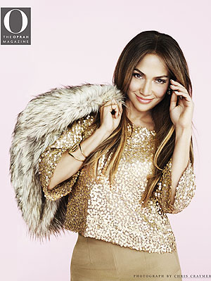 Jennifer Lopez O Magazine