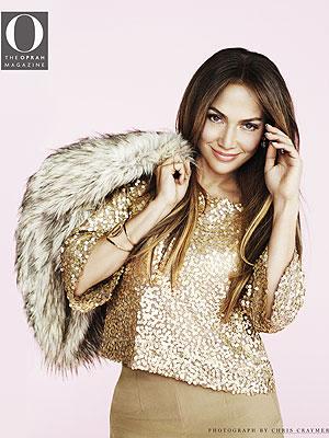 Jennifer Lopez O Magazine