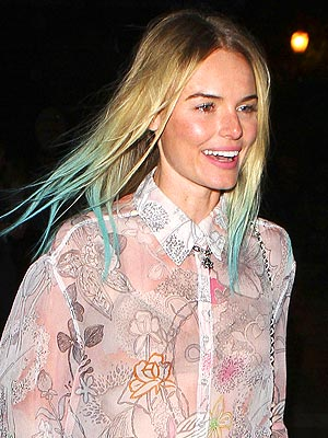 Kate Bosworth Breakup Hair