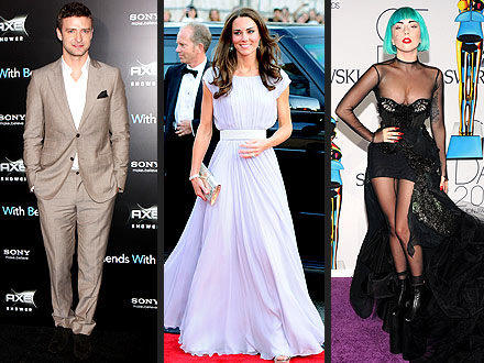 Vanity Fair Best-Dressed List