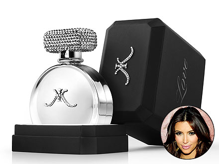 Kim Kardashian Bottles the Essence of Everlasting Love