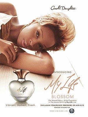 Mary J. Blige My Life Blossom