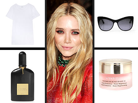 Mary-Kate Olsen Style Secrets