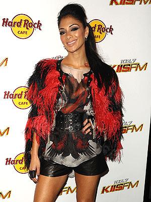 Nicole Scherzinger X Factor STyle