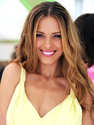 Petra Nemcova Chooses Marchesa