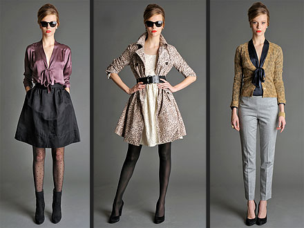 Banana Republic Mad Men Collection