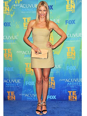 Cameron Diaz Teen Choice Awards