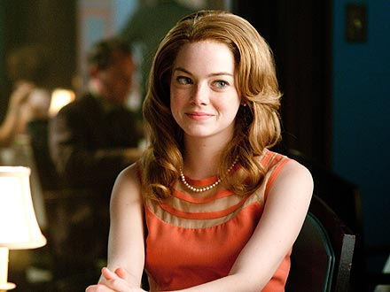 Emma Stone on Inner Beauty