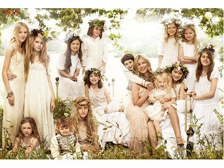 Kate Moss Wedding Photos