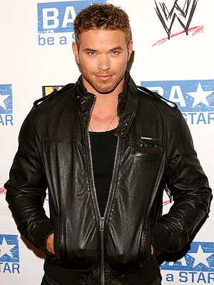 Kellan Lutz on his clothing design collaboration