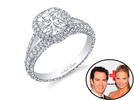 Mark-Paul Gosselaar Engagement Ring