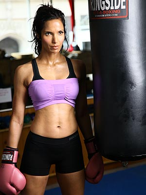 Padma Lakshmi for Danskin