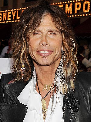 Steven Tyler Inspires Fashion Collection