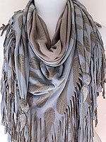 Discount on designer scarves