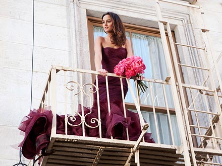 Leighton Meester's 'Lovestruck' Set Secrets Revealed