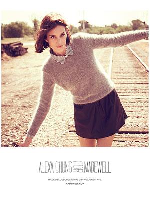 Alexa Chung for Madewell
