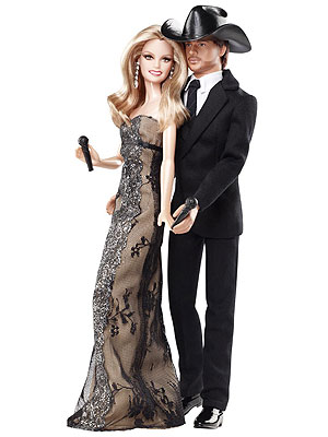 Faith Hill and Tim McGraw Get Their Own Barbie