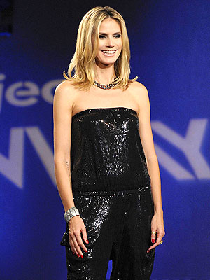 Heidi Klum Project Runway New Balance