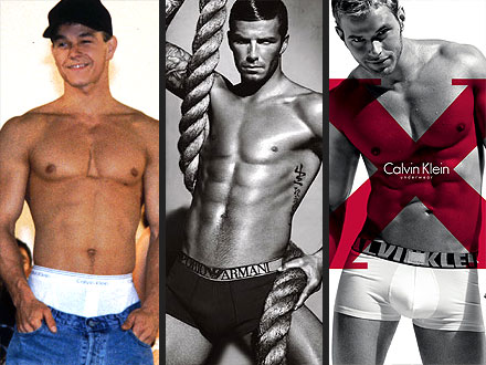 Mark Wahlberg, Kellan Lutz, David Beckham