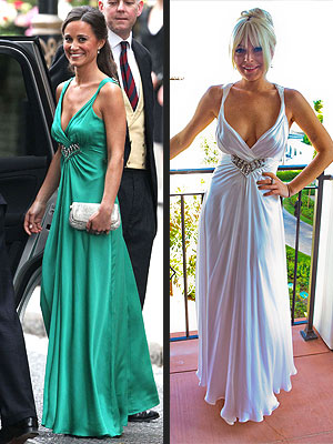 Kim Kardashian Wedding Guest Style
