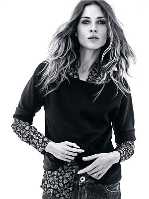 Erin Wasson for Esprit