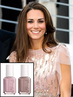 Kate Middleton, Essie Polish