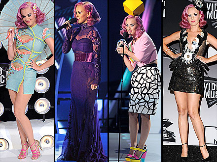 Katy Perry VMAs Style